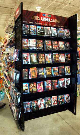 WHY SELL DVDS?